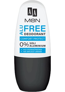 AA MEN ALU FREE deodorant comfort protect, 50 ml Oceanic  Oceanic_SA - kod rabatowy