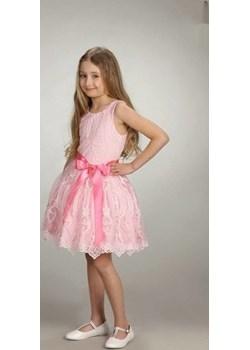 Sukienka koronkowa dla dziewczynki od  MałaMi Małami  mini-elegancja.eu - kod rabatowy