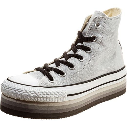 converse chuck taylor all star high platform eva canvas