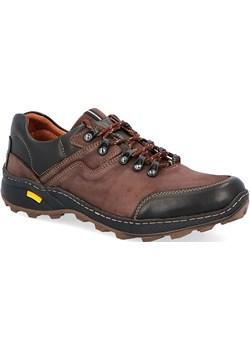 KENT 515 CIEMNY BRĄZ - Polskie buty trekkingowe, skóra Kent promocja Tymoteo.pl - sklep obuwniczy - kod rabatowy