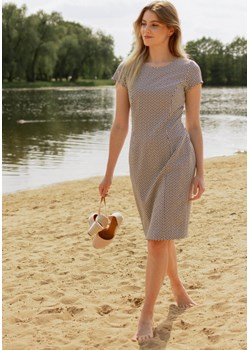 Klasyczna elegancka sukienka 36 Far Far Łódź   - kod rabatowy