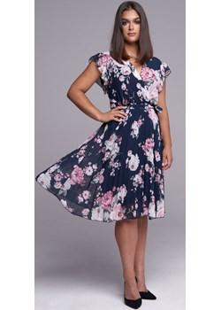 Sukienka Livia midi Ella Boutique Ella Boutique - kod rabatowy