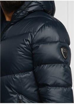 EA7 Puchowa kurtka   Regular Fit Gomez Fashion Store - kod rabatowy