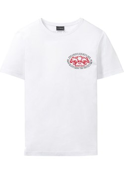 T-shirt Slim Fit | bonprix Bonprix bonprix - kod rabatowy