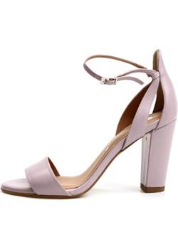 Sandałki na słupku Loir Victoria Gotti ® wyprzedaż Victoria Gotti - kod rabatowy