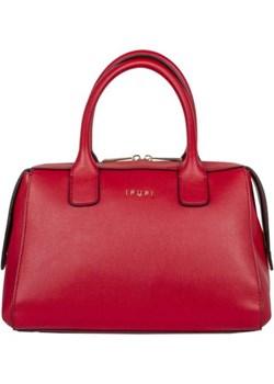 Torebka I Pupi Classic Bauletto czerwona I Pupi Italian Collection - kod rabatowy