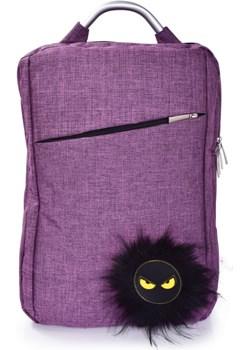 Solidny stylowy plecak BUSINESS BAG blueberry REBELITO ® Dedra Moja Dedra - domodi - kod rabatowy