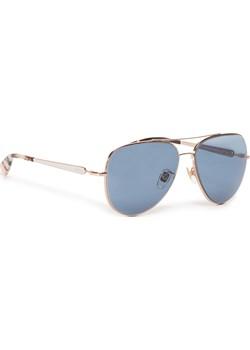Okulary przeciwsłoneczne FURLA - Sunglasses SFU404 404FFS8-MT0000-CDF00-1-009-20-CN-D Cielo/Dalia f eobuwie.pl - kod rabatowy