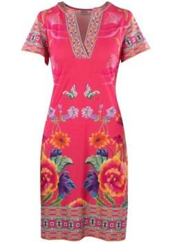 Sukienka MALVIN wiosna 2020 model 8902-874 Malvin samplesale.pl - kod rabatowy