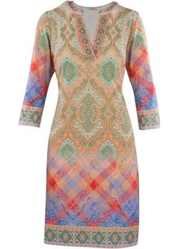 Elastyczna sukienka MALVIN wiosna 2020 model 8911-012 Malvin samplesale.pl - kod rabatowy