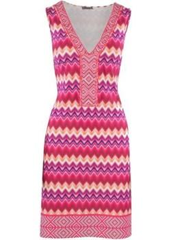 Przepiękna letnia sukienka MALVIN wiosna 2020 model 8927-012 Malvin samplesale.pl - kod rabatowy