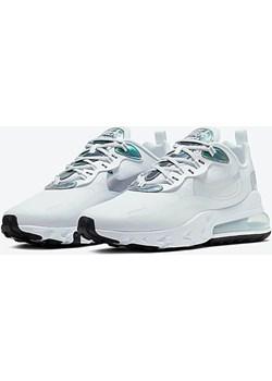 "Nike Air Max 270 React ""White Iridescent"" Biały 41 Nike an-sport - kod rabatowy"