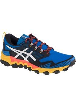 Asics FujiTrabuco 8 1011A668-402 buty do biegania męskie niebieskie 40,5 okazyjna cena butyjana.pl - kod rabatowy