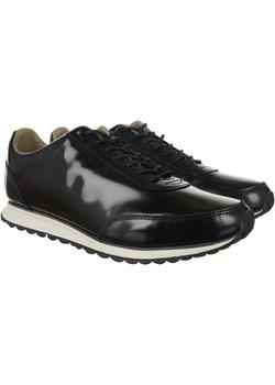 Buty Lacoste Helaine Runner 3 SRW damskie sportowe sneakersy skórzane Lacoste wyprzedaż marionex.pl - kod rabatowy