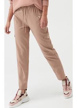 Sinsay - Spodnie chino z suwakami - Sinsay Sinsay - kod rabatowy