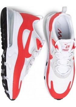 Buty męskie Nike Air Max 270 React CW2625-100 Czerwony 40 Nike an-sport - kod rabatowy