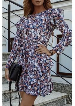 Sukienka w kwiatowy wzór Loona Shopaholics Dream SHOPAHOLIC`S DREAM - kod rabatowy