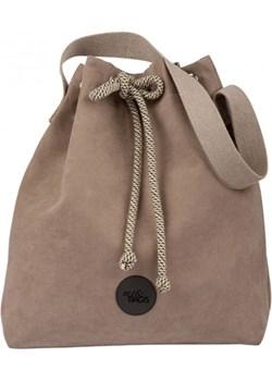 TOREBKA WOREK BUCKET BAG WODOODPORNA TAUPE Me&Bags   - kod rabatowy