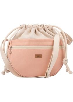 "Torebka listonoszka ""CROSSERKA"", kolor różowy Me&Bags   - kod rabatowy"