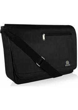 Skórzana męska torba na laptop betlewski btg-10 - betlewski GENTLE-MAN - kod rabatowy
