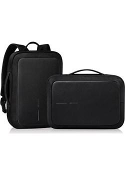 Nowoczesny antykradzieżowy plecak torba na laptopa - Bobby Bizz  Xddesign Koruma ID Protection - kod rabatowy