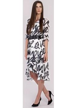 Sukienka NASTAZJA midi Maravilla Boutique Maravilla Boutique  promocja - kod rabatowy