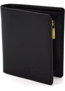 Męski portfel skórzany pm8 czarny TMC Premium Tmc Naturalleather portfele-skorzane.pl - kod rabatowy