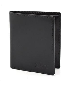 Męski portfel skórzany pm12 czarny TMC Premium Tmc Naturalleather portfele-skorzane.pl - kod rabatowy