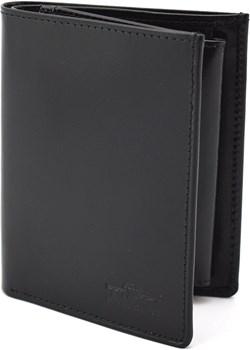 Męski portfel skórzany pm13 czarny TMC Premium Tmc Naturalleather promocja portfele-skorzane.pl - kod rabatowy