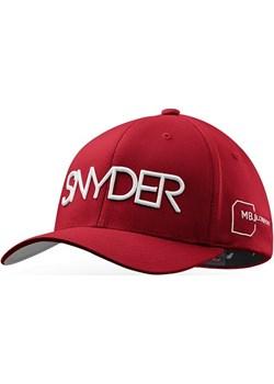 Czapka golfowa SNYDER Red Hot S/M Snyder Golf okazyjna cena TOMA MARKETING - kod rabatowy
