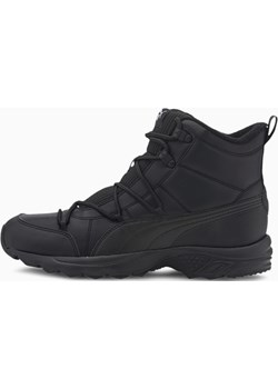 PUMA Buty Sportowe Axis Trail Boot WTR, Czarny, rozmiar 39, Obuwie Puma PUMA EU - kod rabatowy