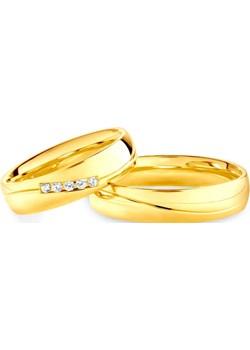 Obrączki ślubne: złote, półokrągłe, 5 mm Savicki okazyjna cena SAVICKI - kod rabatowy