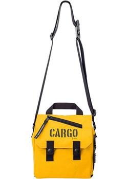 MINI TORBA NA RAMIĘ CLASSIC SUNFLOWER YELLOW yellow Cargo By Owee CARGO by OWEE - kod rabatowy