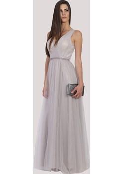 Sukienka AMINA maxi na specjalne okazje tiulowa Maravilla Boutique Maravilla Boutique  - kod rabatowy