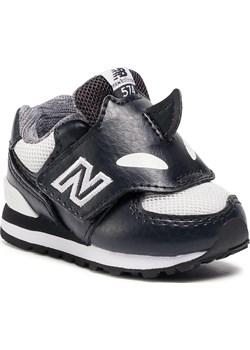 Sneakersy NEW BALANCE - IV574AQO Czarny eobuwie.pl - kod rabatowy