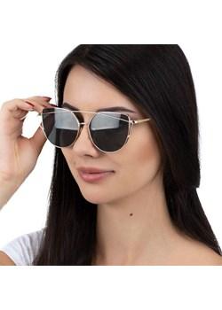 Okulary szyk czarne  Iloko crystalove.pl - kod rabatowy