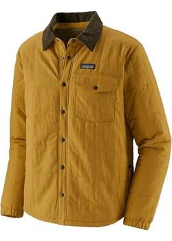 Kurtka męska Isthmus Quilted Shirt Jacket Patagonia (buckwheat gold) Patagonia SPORT-SHOP.pl - kod rabatowy