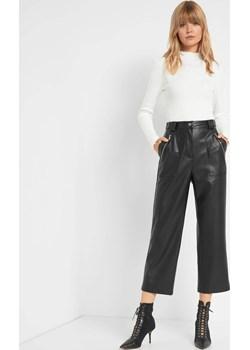 Spodnie ze sztucznej skóry orsay.com - kod rabatowy