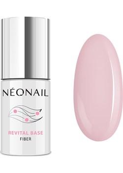 Lakier hybrydowy 7,2 ml - Revital Base Fiber Creamy Splash NeoNail - kod rabatowy