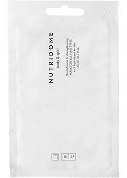 Maska do włosów z hydrolizowaną keratyną Nutridome NUTRIDOME - kod rabatowy