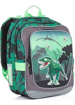 Plecak szkolny Topgal CHI 842 E - Green zielony Topgal  - kod rabatowy
