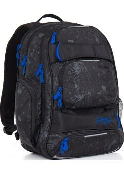 Plecak młodzieżowy Topgal HIT 882 A - Black szary Topgal  - kod rabatowy