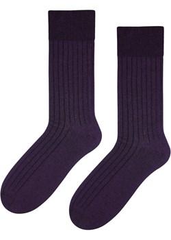 Skarpety klasyczne, z bawełny merceryzowanej - prążki Regina Socks Estera Shop - kod rabatowy