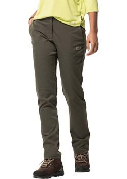 Spodnie zimowe damskie JWP WINTER PANTS W granite Jack Wolfskin Jack Wolfskin - kod rabatowy