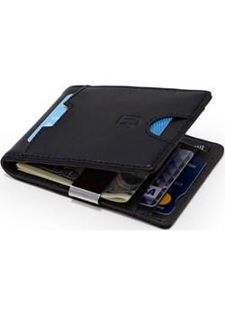 James Hawk Smart Wallet - Czarny promocja James Hawk - kod rabatowy