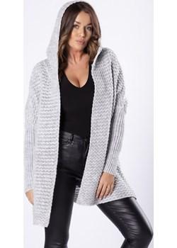 Sweter z kapturem i zwężanymi rękawami Candivia 2020 - kod rabatowy