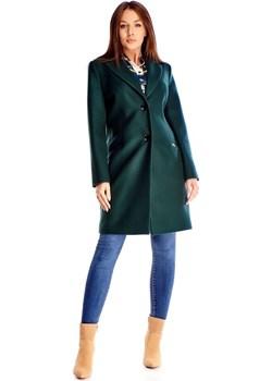 Klasyczny jednorzędowy płaszcz Candivia 2020 - kod rabatowy