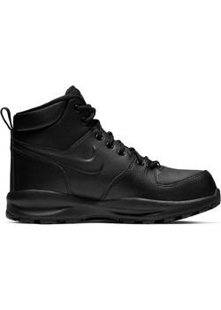 Nike Manoa LTR (GS) Młodzieżowe Czarne (BQ5372-001) Nike Worldbox - kod rabatowy