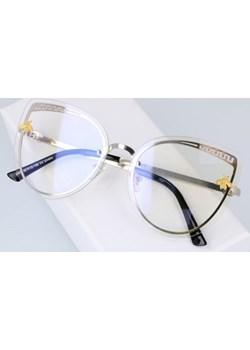 Okulary z filtrem światła niebieskiego do komputera zerówki 2534-2 Stylion - kod rabatowy