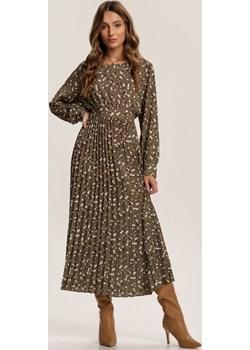 Zielona Sukienka Lileth Renee Renee odzież - kod rabatowy